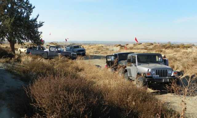 Juniper Dunes ORV Run 39