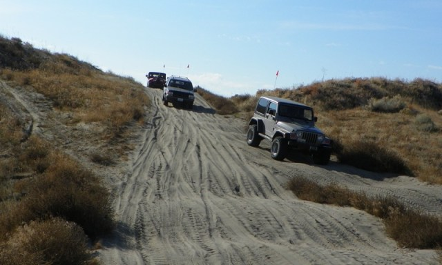 Juniper Dunes ORV Run 42
