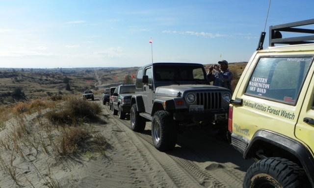 Juniper Dunes ORV Run 47
