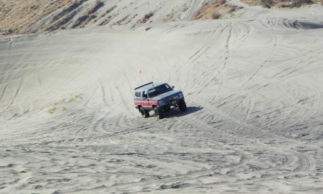 Juniper Dunes ORV Run 61