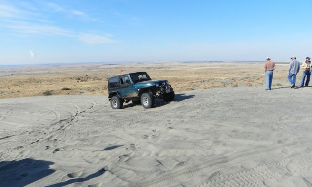 Juniper Dunes ORV Run 62