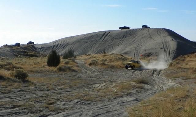 Juniper Dunes ORV Run 69