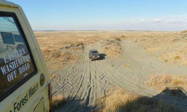 Juniper Dunes ORV Run 71