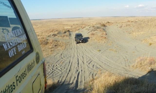 Juniper Dunes ORV Run 72