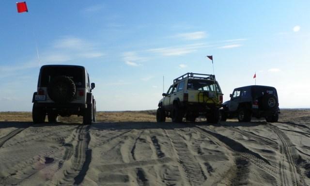 Juniper Dunes ORV Run 75