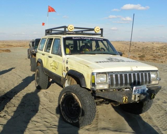 Juniper Dunes ORV Run 77