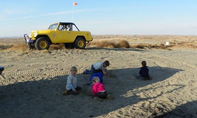 Juniper Dunes ORV Run 78
