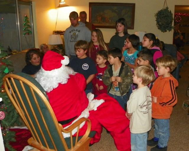 Eastern Washington Adventures Annual Christmas Party 9