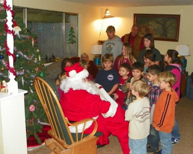 Eastern Washington Adventures Annual Christmas Party 10