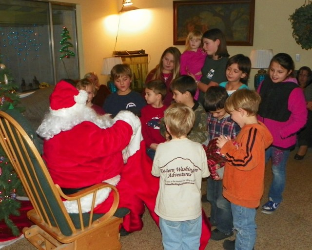Eastern Washington Adventures Annual Christmas Party 12