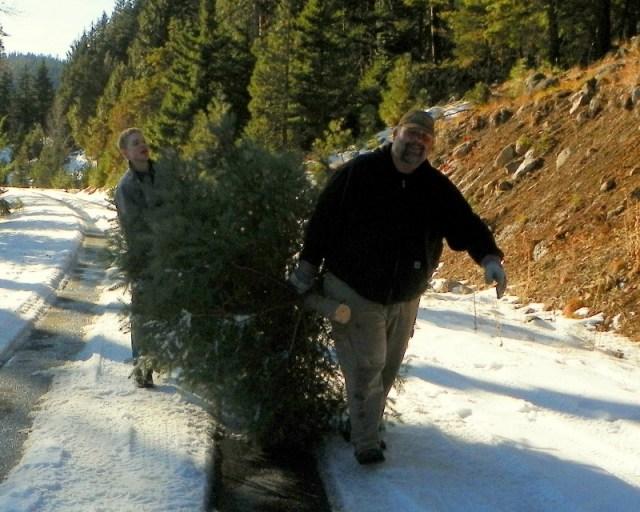 Rimrock Christmas Tree Backroads Run 19