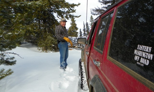 Cowiche: The Search for Deep Snow 50