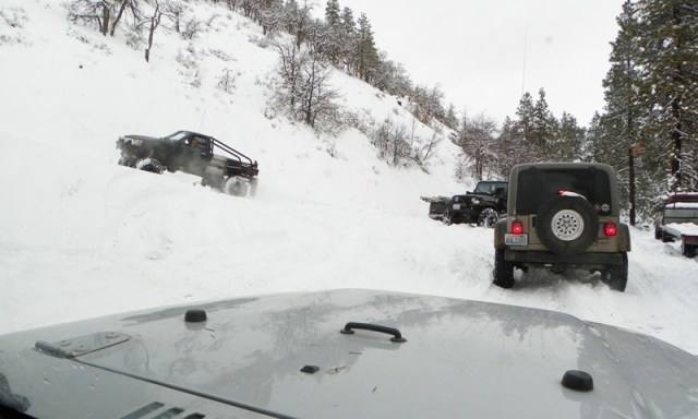 "Eastern Washington Adventures 2012 ""Top Member 4×4 Challenge"" 2"