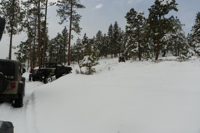"Eastern Washington Adventures 2012 ""Top Member 4×4 Challenge"" 8"