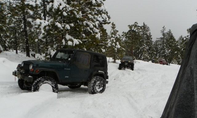 "Eastern Washington Adventures 2012 ""Top Member 4×4 Challenge"" 14"