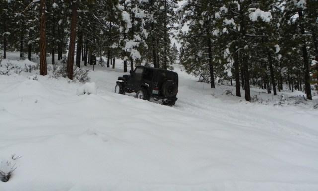 "Eastern Washington Adventures 2012 ""Top Member 4×4 Challenge"" 15"