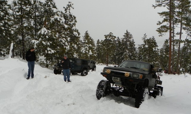 "Eastern Washington Adventures 2012 ""Top Member 4×4 Challenge"" 19"