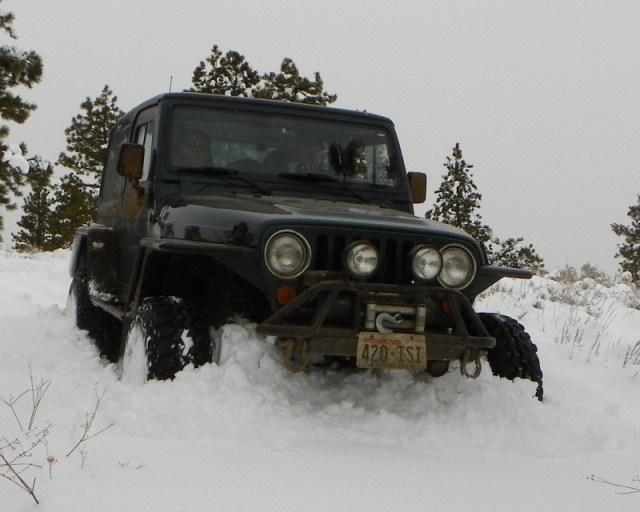 "Eastern Washington Adventures 2012 ""Top Member 4×4 Challenge"" 29"