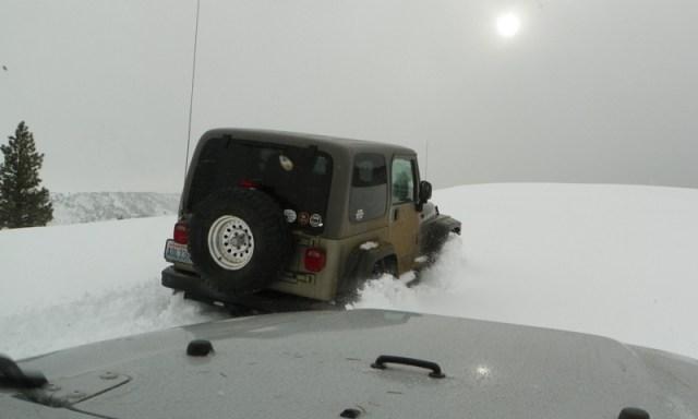 "Eastern Washington Adventures 2012 ""Top Member 4×4 Challenge"" 35"