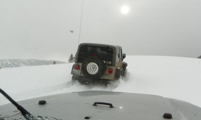 "Eastern Washington Adventures 2012 ""Top Member 4×4 Challenge"" 36"