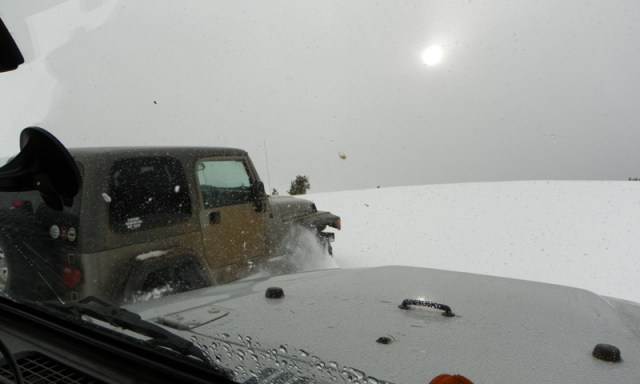 "Eastern Washington Adventures 2012 ""Top Member 4×4 Challenge"" 39"