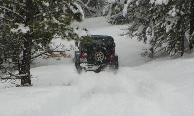 "Eastern Washington Adventures 2012 ""Top Member 4×4 Challenge"" 44"