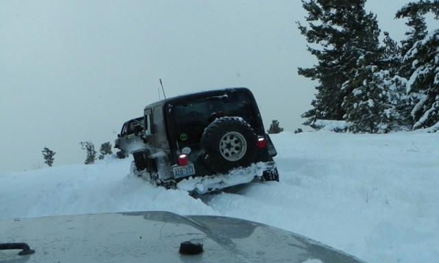 "Eastern Washington Adventures 2012 ""Top Member 4×4 Challenge"" 46"