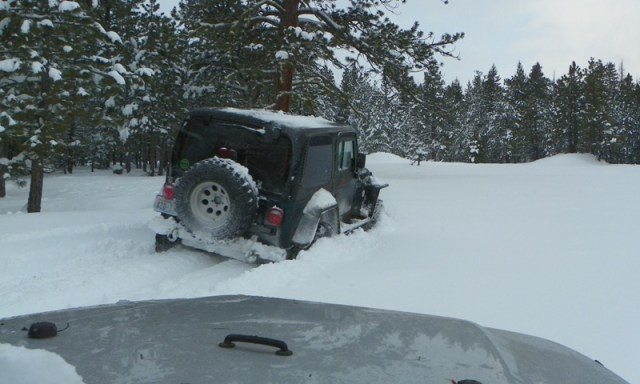 "Eastern Washington Adventures 2012 ""Top Member 4×4 Challenge"" 48"