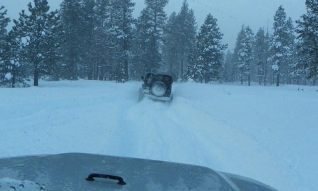 "Eastern Washington Adventures 2012 ""Top Member 4×4 Challenge"" 70"