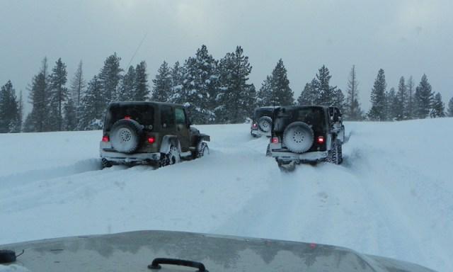 "Eastern Washington Adventures 2012 ""Top Member 4×4 Challenge"" 73"