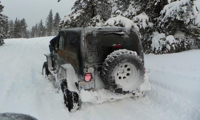"Eastern Washington Adventures 2012 ""Top Member 4×4 Challenge"" 82"