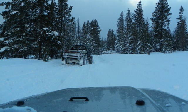 "Eastern Washington Adventures 2012 ""Top Member 4×4 Challenge"" 85"