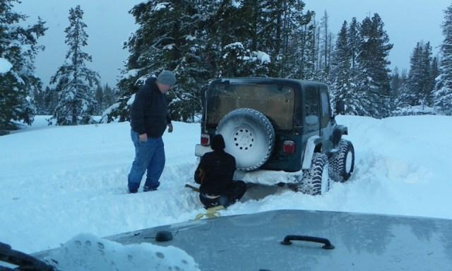 "Eastern Washington Adventures 2012 ""Top Member 4×4 Challenge"" 88"