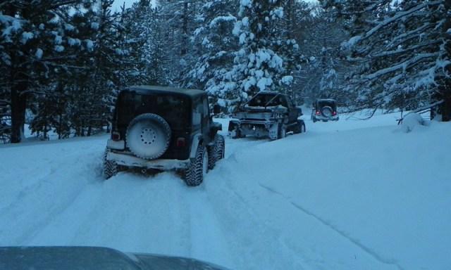 "Eastern Washington Adventures 2012 ""Top Member 4×4 Challenge"" 90"