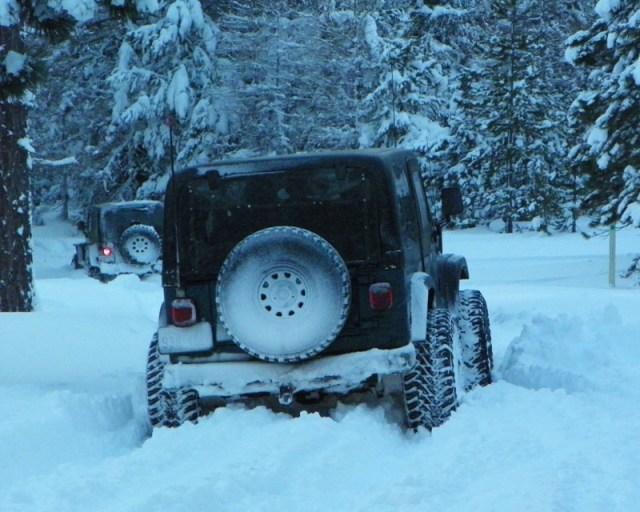 "Eastern Washington Adventures 2012 ""Top Member 4×4 Challenge"" 91"
