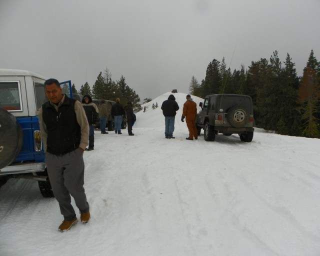 Sledding/Snow Wheeling Run at the Ahtanum State Forest 75