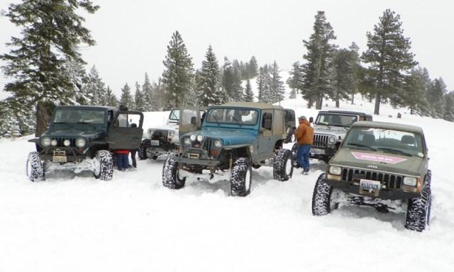 Peak Putters Cowiche Ridge Snow Wheeling 43