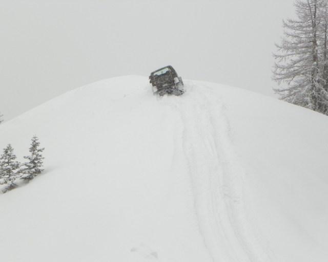 Peak Putters Cowiche Ridge Snow Wheeling 50
