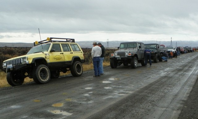 Spring Fever run at Colockum Pass 6
