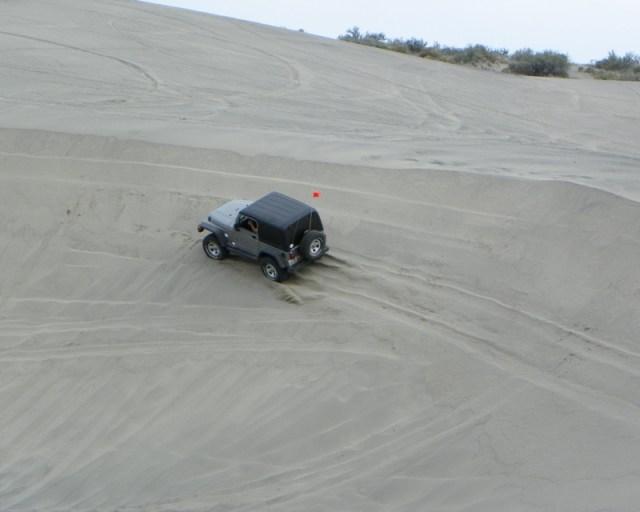 2012 Spring ORV Run at Juniper Dunes 2