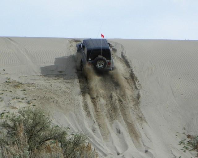 2012 Spring ORV Run at Juniper Dunes 6