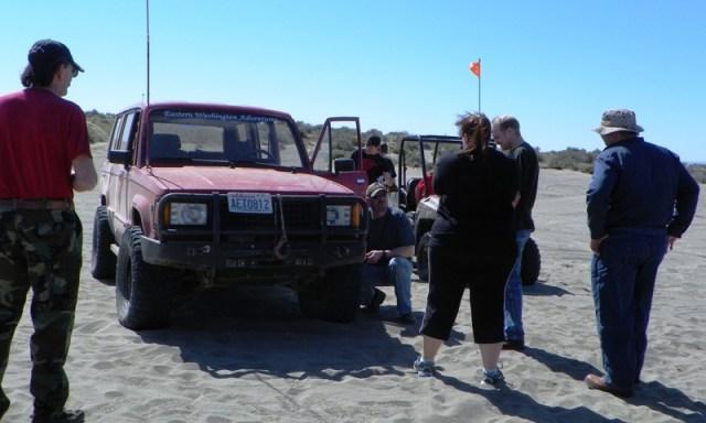 2012 Spring ORV Run at Juniper Dunes 24