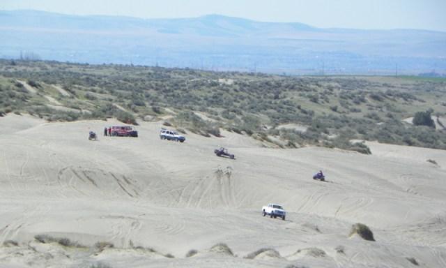 2012 Spring ORV Run at Juniper Dunes 26