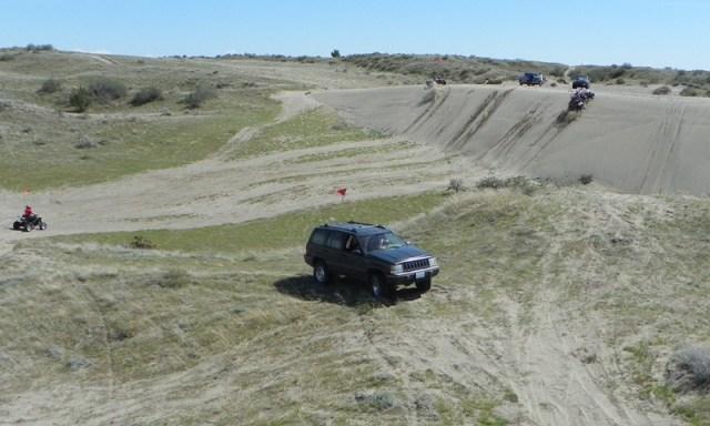 2012 Spring ORV Run at Juniper Dunes 57