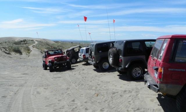 2012 Spring ORV Run at Juniper Dunes 61