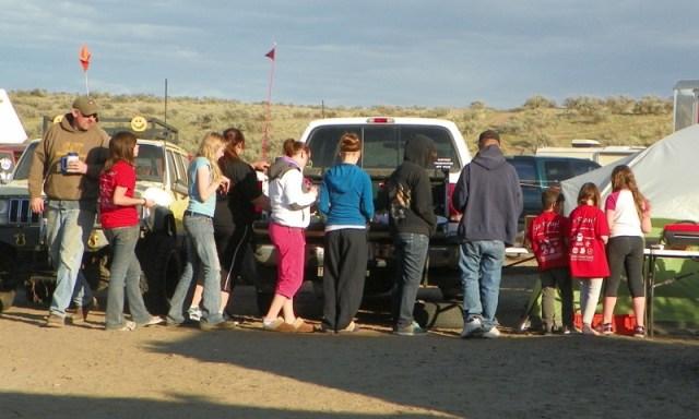 2012 Spring ORV Run at Juniper Dunes 96