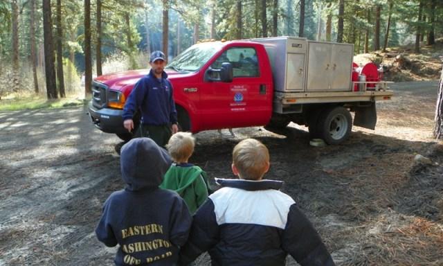 Wildfire Awareness Week: Ahtanum Campground 5
