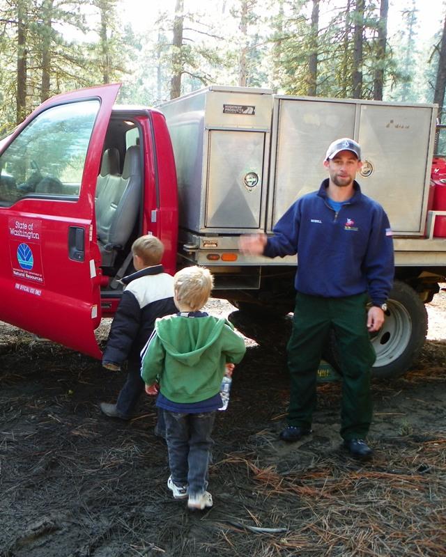 Wildfire Awareness Week: Ahtanum Campground 6
