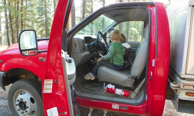 Wildfire Awareness Week: Ahtanum Campground 7