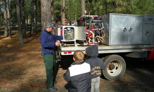 Wildfire Awareness Week: Ahtanum Campground 9
